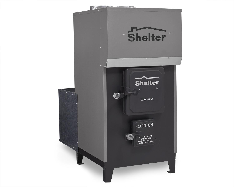 Shelter Epa Certified Sf2600 Wood Burning Indoor Furnace