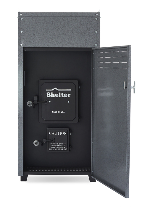 Shelter Epa Certified Sf4200 Wood Burning Outdoor Furnace